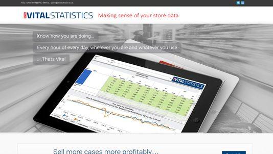 RETAIL VITAL STATISTICS