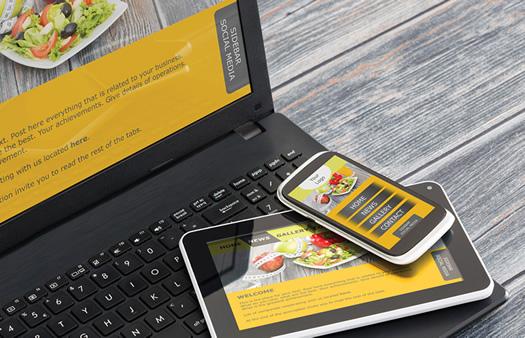 Web Design Service Local